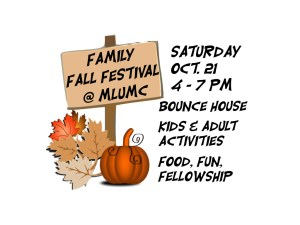 Fall Youth Group @ Wesley Hall & Kitchen