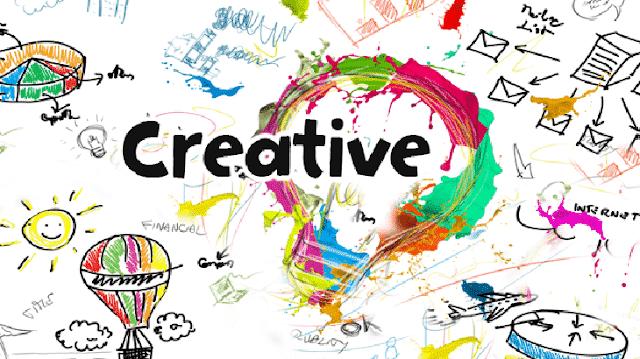 موضوع تعبير عن الابداع والابتكار بالعناصر ملزمتي
