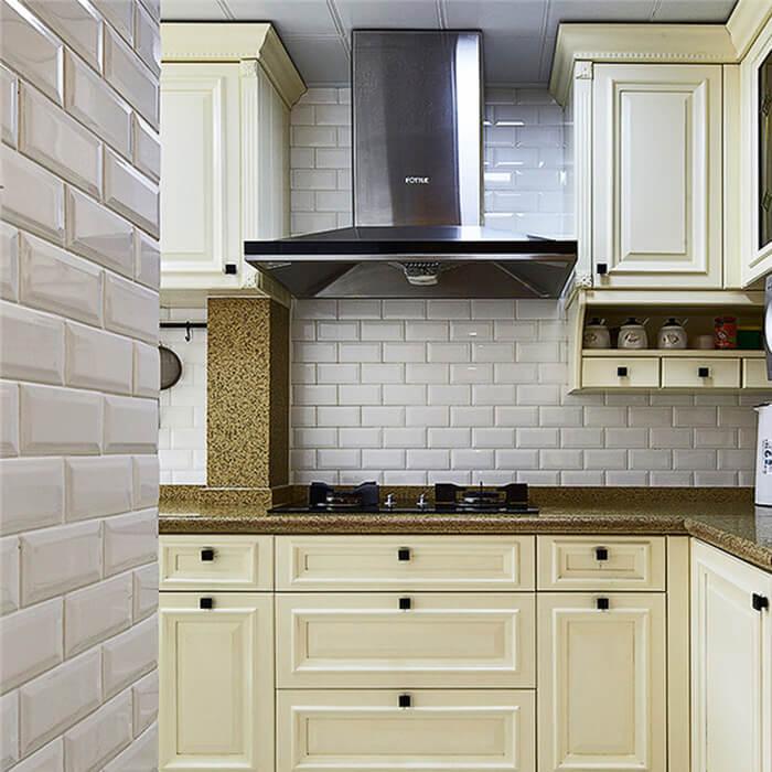 interiors where using ceramic subway
