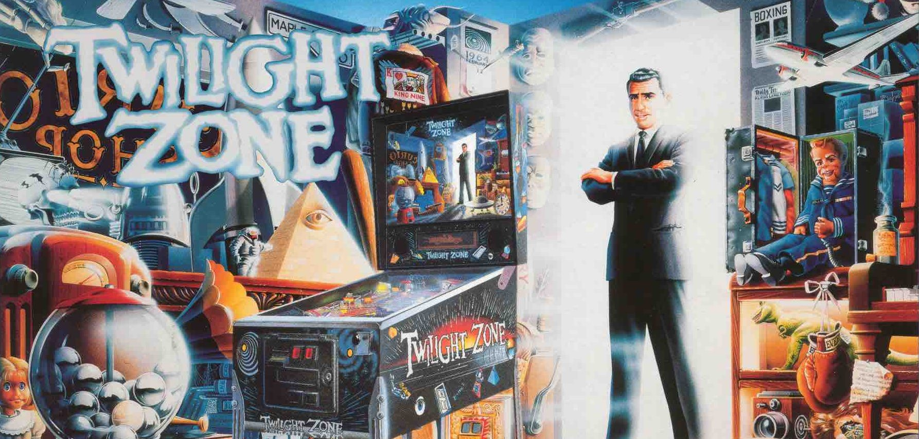 5 pinball games that would tickle the toughest MMA fighter