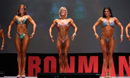 2015 NPC Washington Ironman champ Kendra Kainz shares some bodybuilding tips and role models