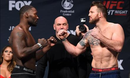 UFC on FOX 18: Johnson vs Bader predictions