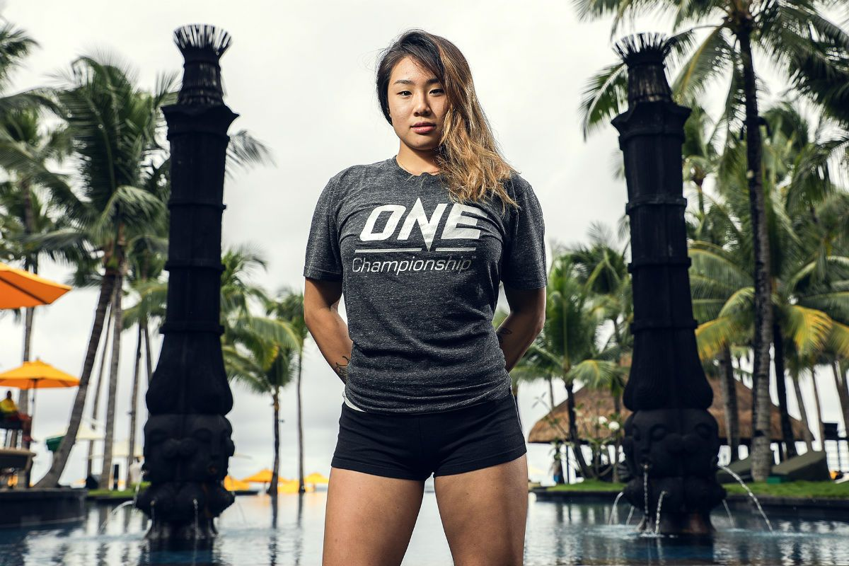 ONE atomweight world champion Angela Lee scheduled to appear July 5 on 'The Wiseman Report' TV show