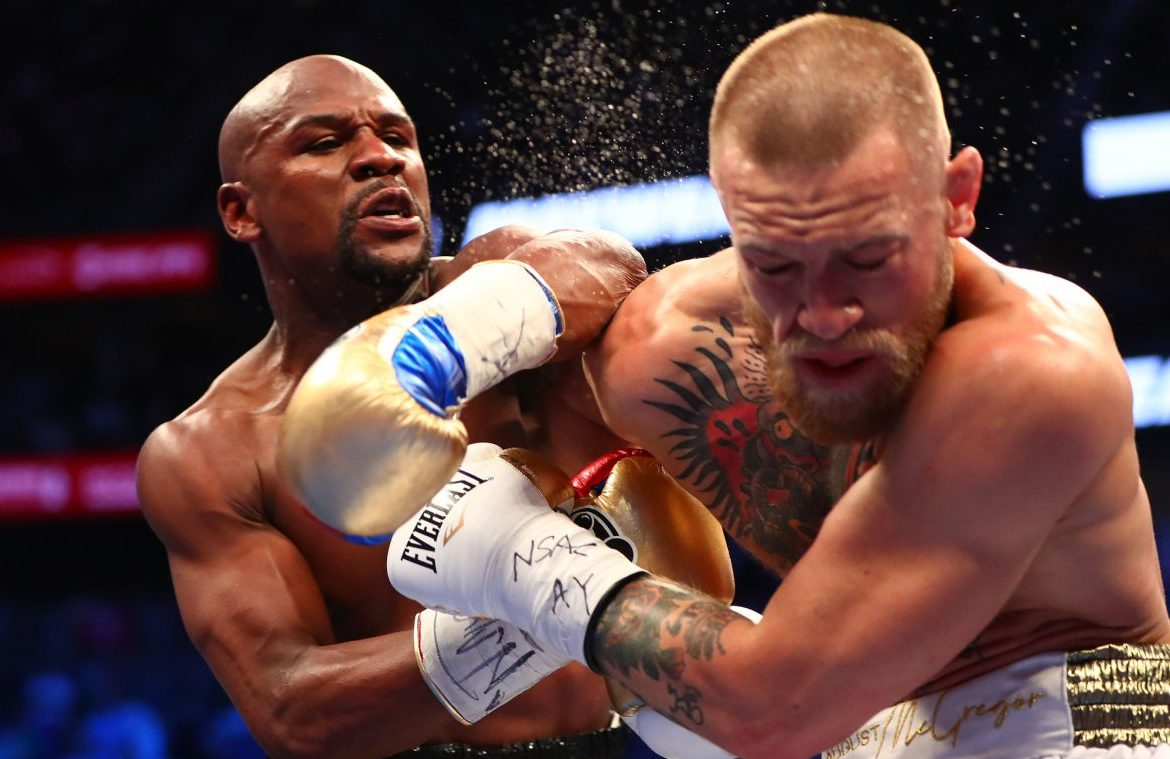 The Money Fight – Floyd Mayweather puts away a game Conor McGregor in 10th round