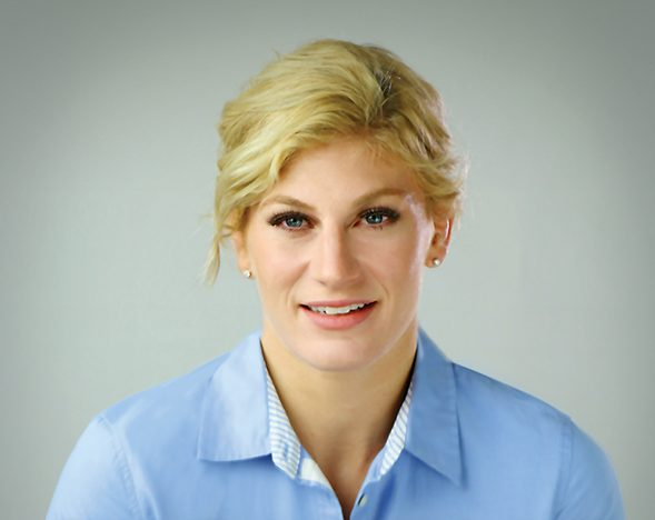 2-time Olympic judo gold medalist Kayla Harrison's book 'Fighting Back' scheduled for April 20 release