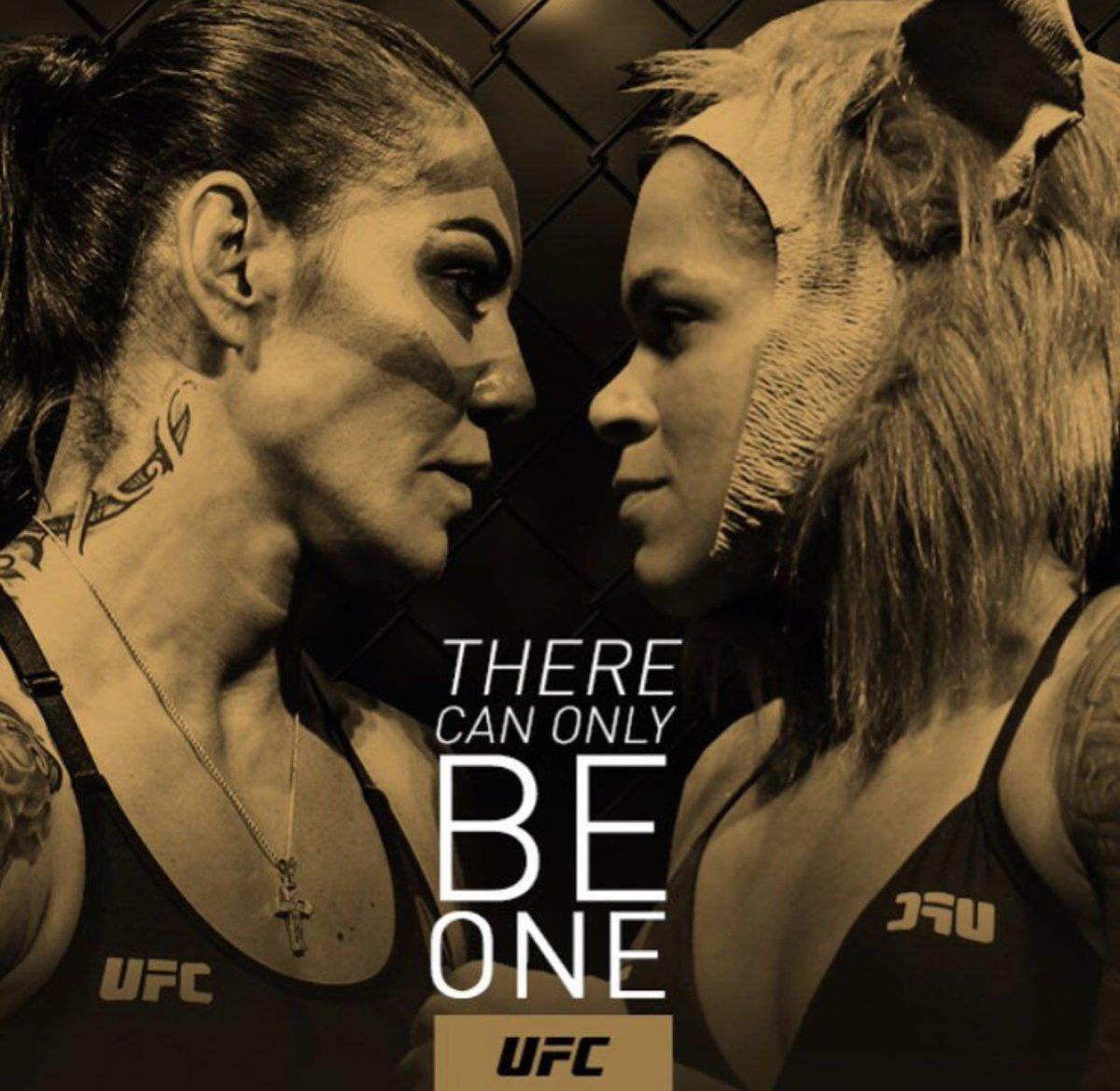 UFC 232: Champions Cris Cyborg and Amanda Nunes collide