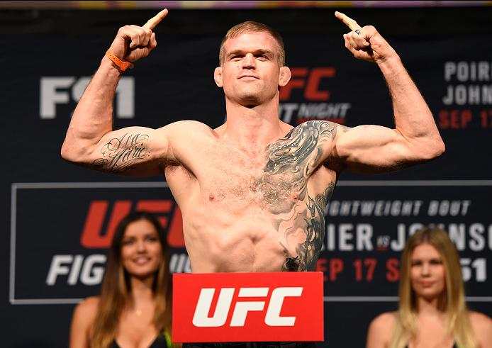 UFC Fight Night 137: Evan Dunham says he will retire after fighting Francisco Trinaldo