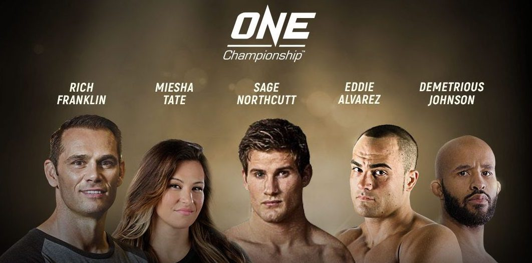 ONE Championship embarks on U.S. media tour
