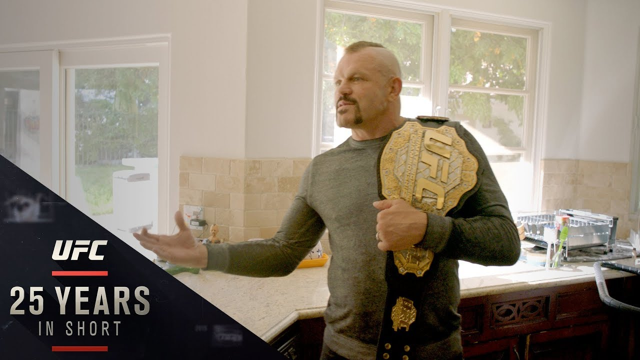 Watch: The Ice Age: The Story of Chuck Liddell, The first UFC Superstar