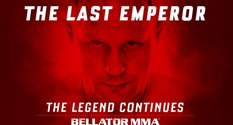 Fedor Emelianenko signs a new deal with Bellator MMA