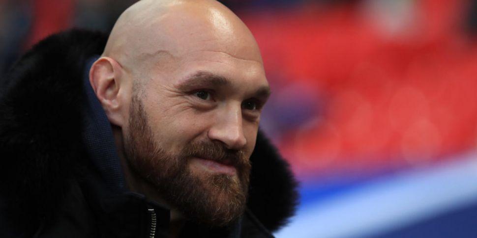 Tyson Fury open to UFC champ Stipe Miocic's boxing challenge