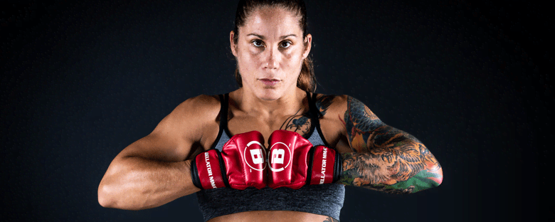 Former UFC title contender Liz Carmouche signs with Bellator