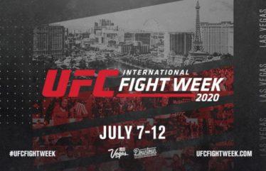 UFC International Fight Week