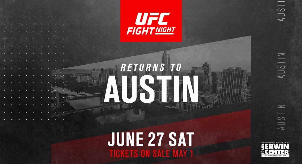 UFC Austin