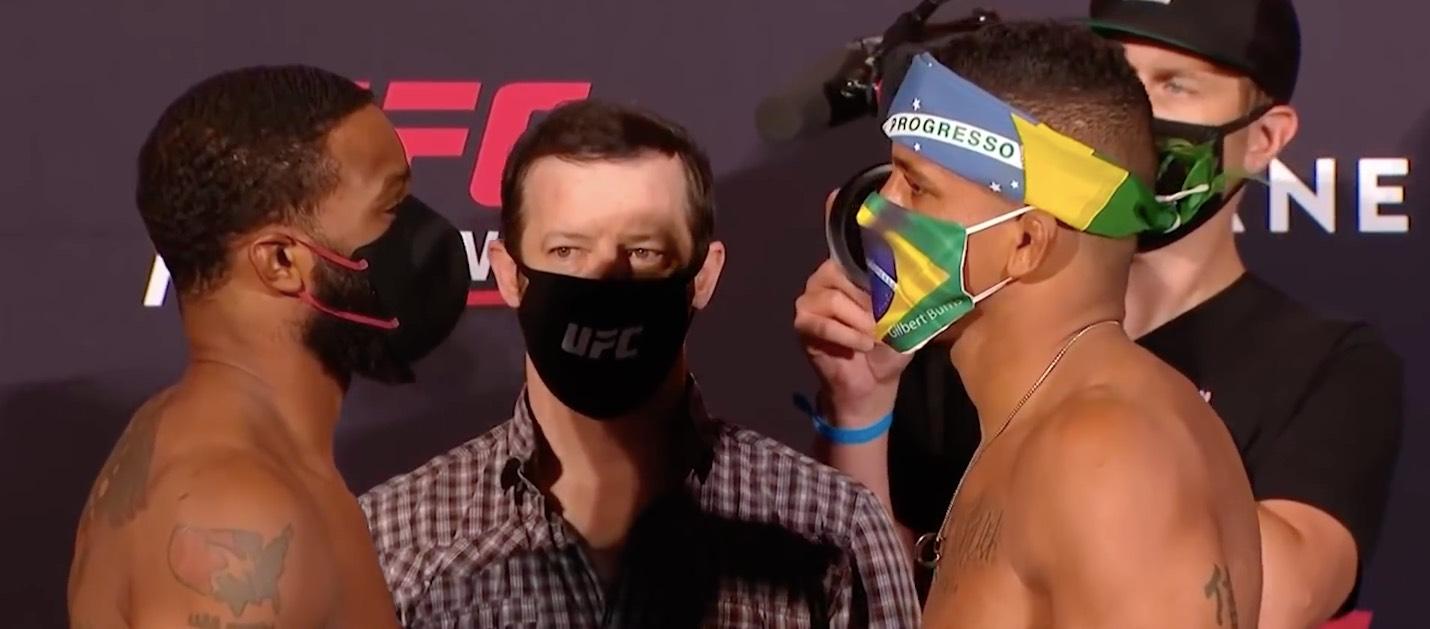 UFC on ESPN 9: Woodley vs. Burns predictions