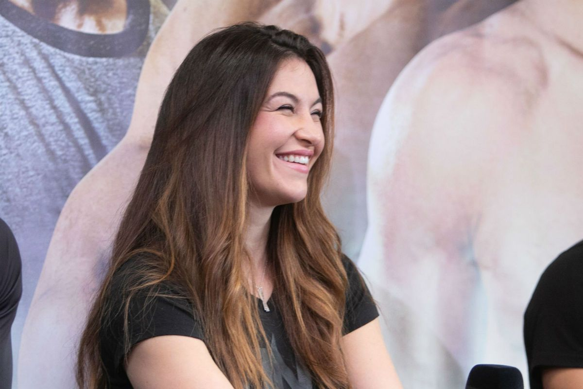 Miesha Tate delivers a healthy baby boy in Singapore
