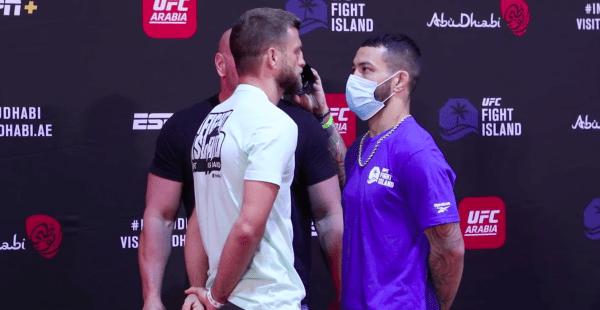 UFC on ESPN 13