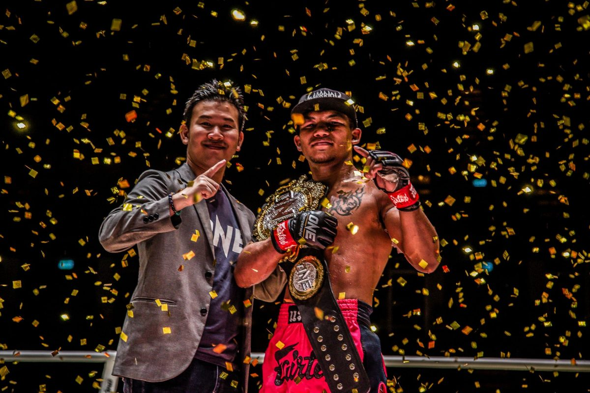 ONE: No Surrender: Jitmuangnon defends flyweight Muay Thai belt by majority decision over Petchdam