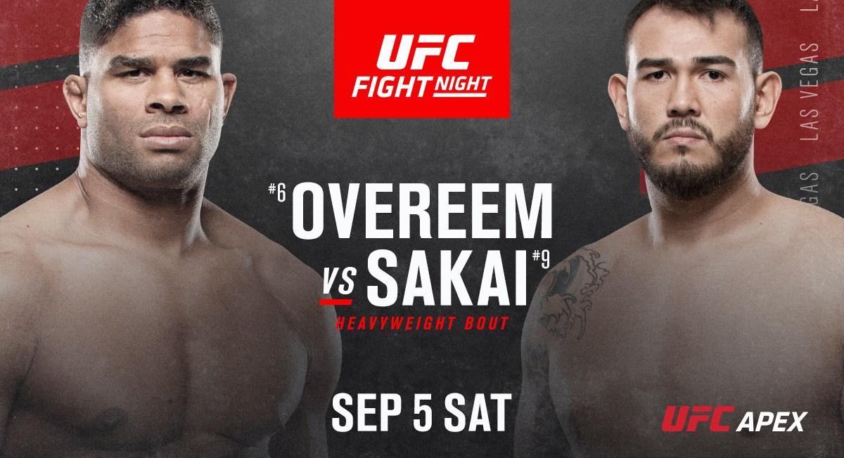 UFC on ESPN+ 34