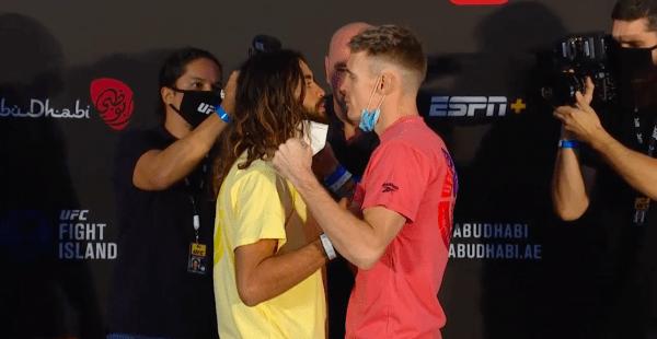 UFC on ESPN 16