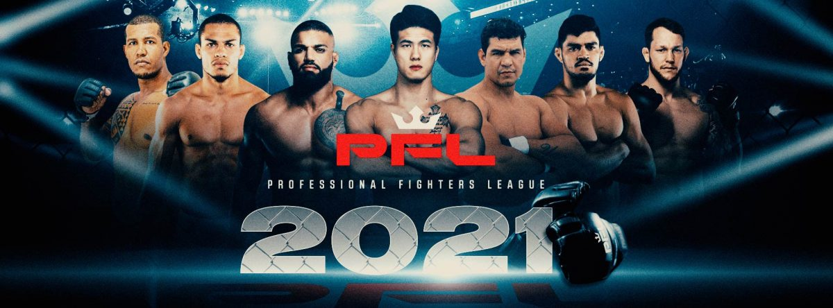 PFL announces signing of 8 fighters to the 2021 roster