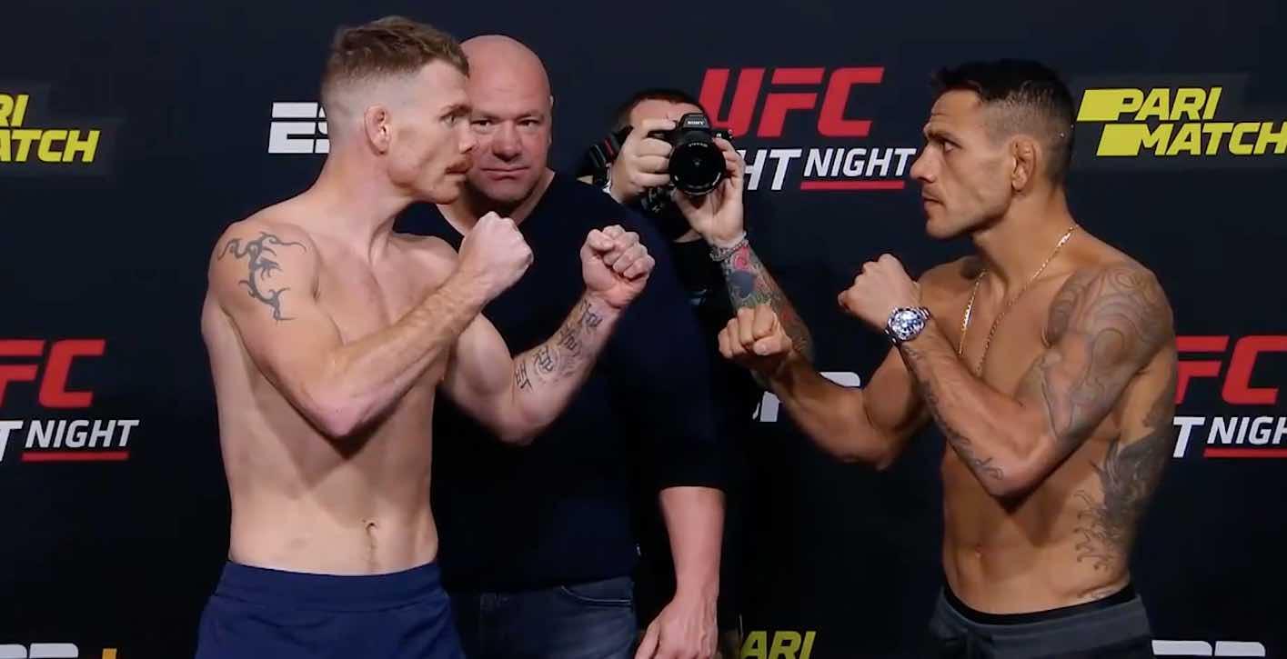 UFC on ESPN+ 41: Felder vs. Dos Anjos predictions
