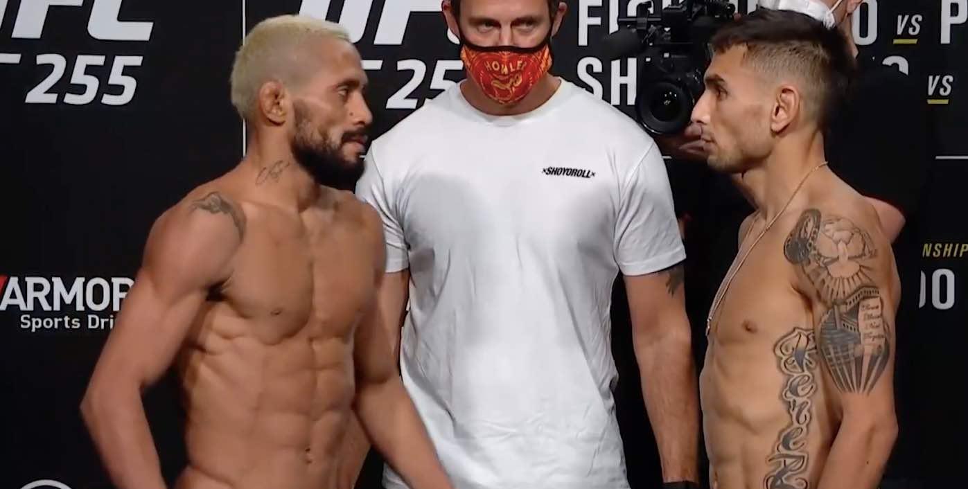 UFC 255: Figueiredo vs. Perez predictions