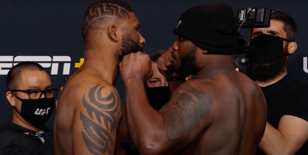 UFC Vegas 19: Blaydes vs. Lewis predictions