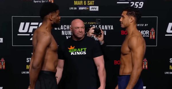 UFC 259