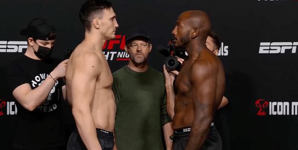 UFC Fight Night 191