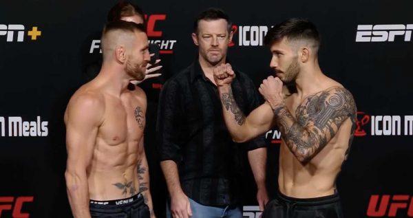 UFC Vegas 39