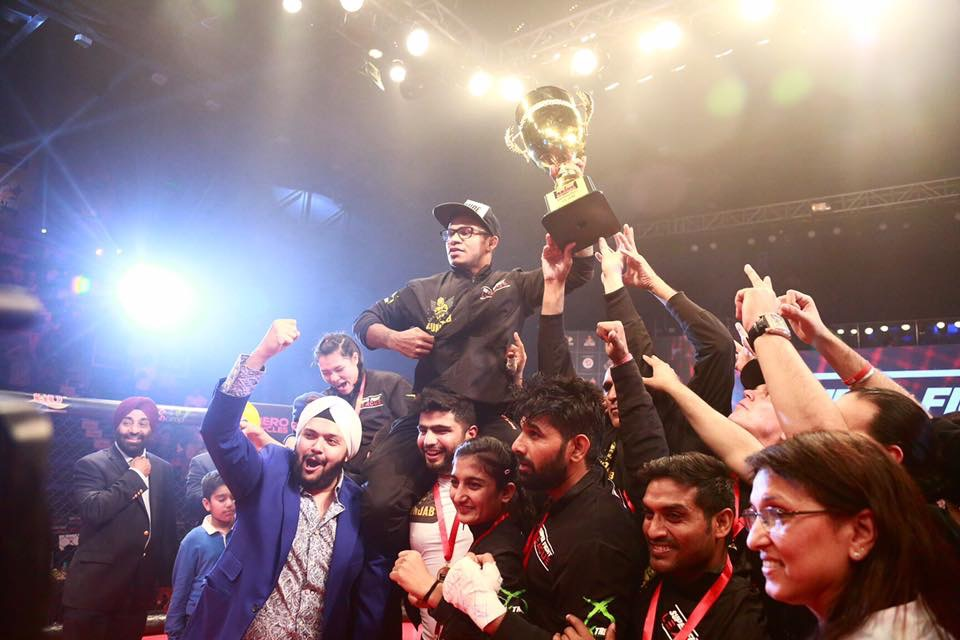 Sher-E-Punjab defeat Delhi Heroes, become the FIRST SFL Tournament Winners -