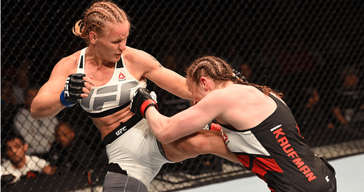 UFC Women's Flyweight: A division waiting to be unleashed -