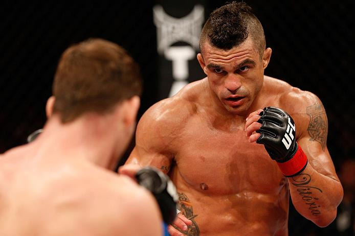 Vitor wants a dishonourable discharge -
