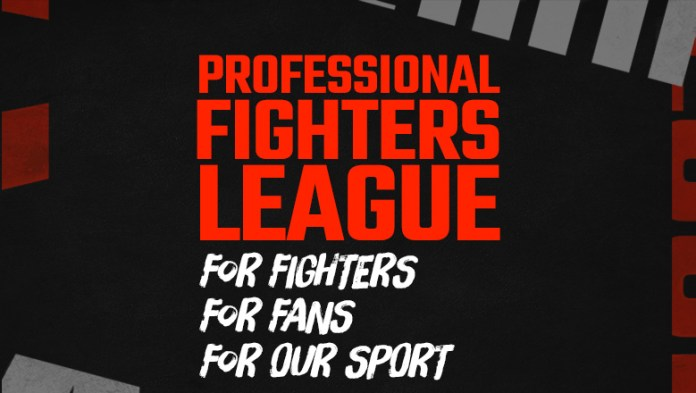 Professional Fighters League Announces World's Only Mixed Martial Arts League -