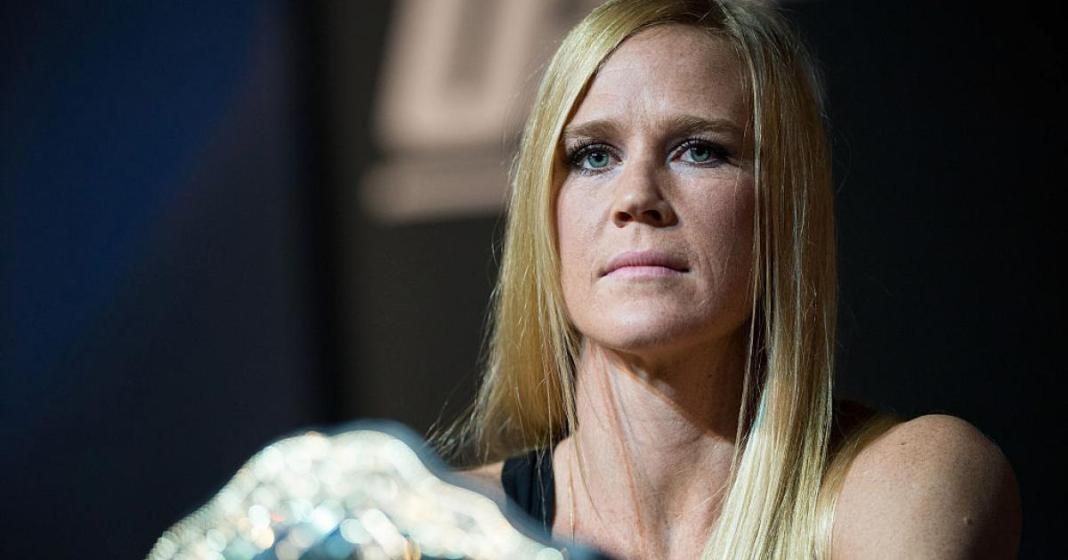 UFC Singapore looks at getting Holly Holm and Bethe Correia on board -