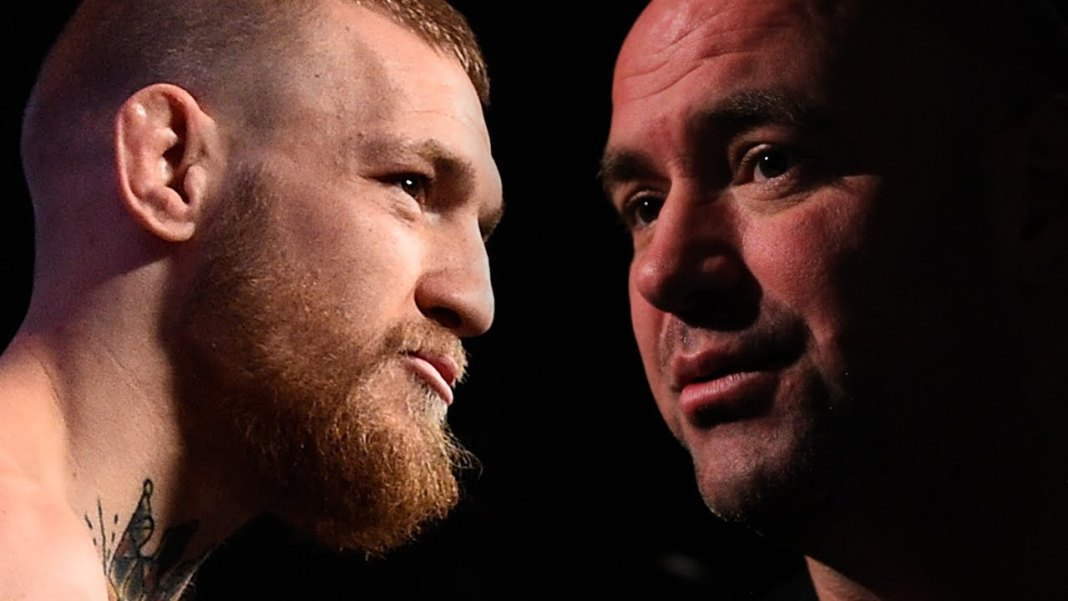 Dana White: The McGregor side is done! -