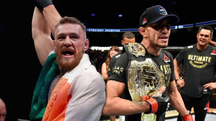 The Boogeyman is out for McGregor -