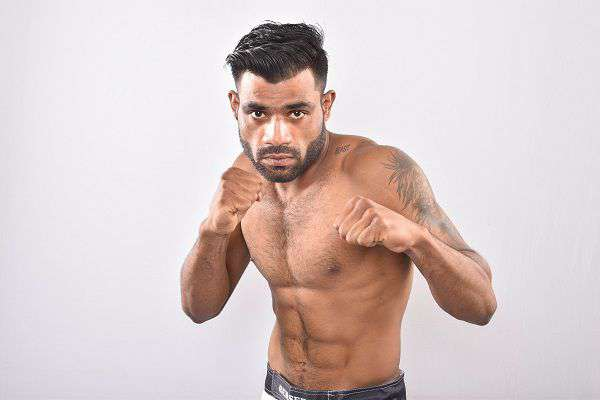 In conversation with the first Indian born UFC fighter: Bharat Kandare -