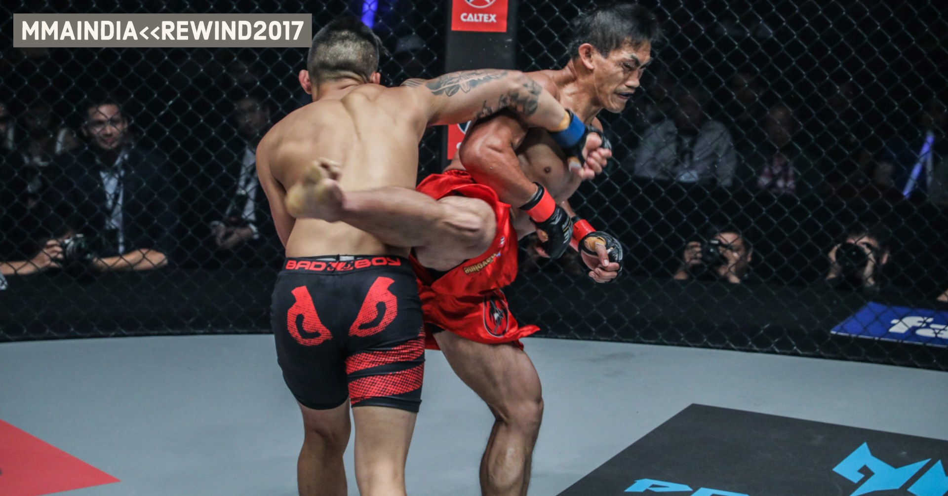 15 Best Knockouts of 2017 (Outside UFC) -