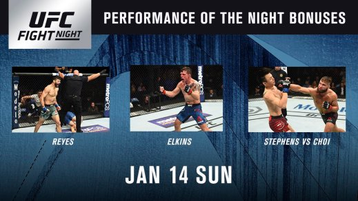 UFC Fight Night 124 Results: Stephens Cracks & TKO's Choi in the Second Round. Jessica-Rose Gets a Big Win Over VanZant. -
