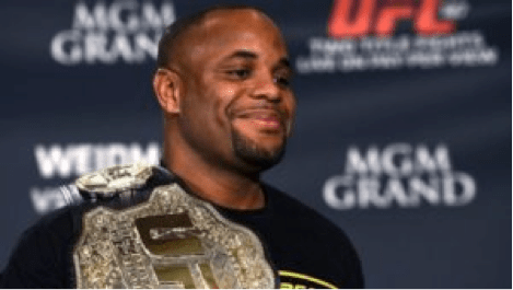 Can we expect Daniel Cormier in the WWE soon? - wwe