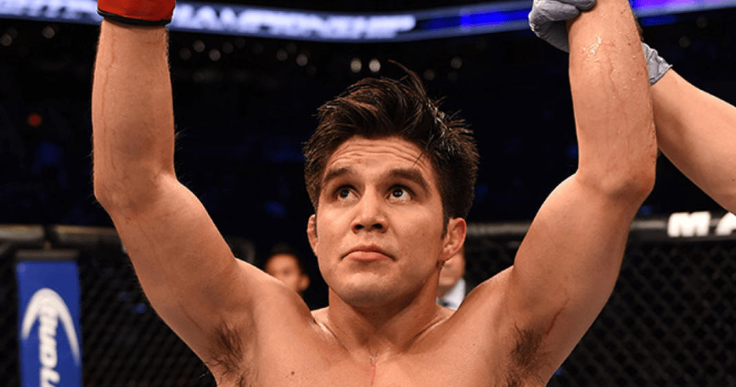Henry Cejudo is eager to fight Tim Elliott - henry cejudo