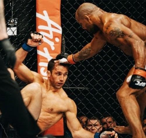 UFC: Yoel Romero claims UFC 221 fight against Luke Rockhold was personal -