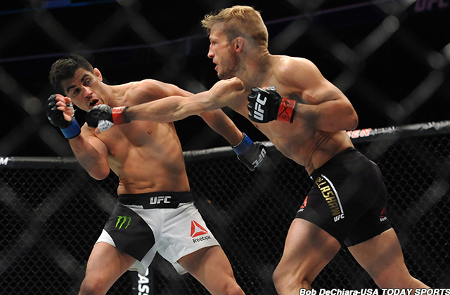 Dominick Cruz wants the title fight next, calls out TJ Dillashaw - Dominick Cr