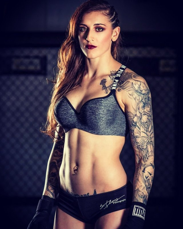 Photos- The Megan Anderson Story -