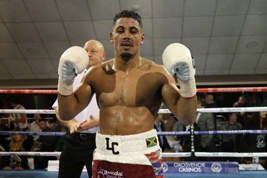 BOXING: Darryl Williams and Lennox Clarke battle for English title - Clarke
