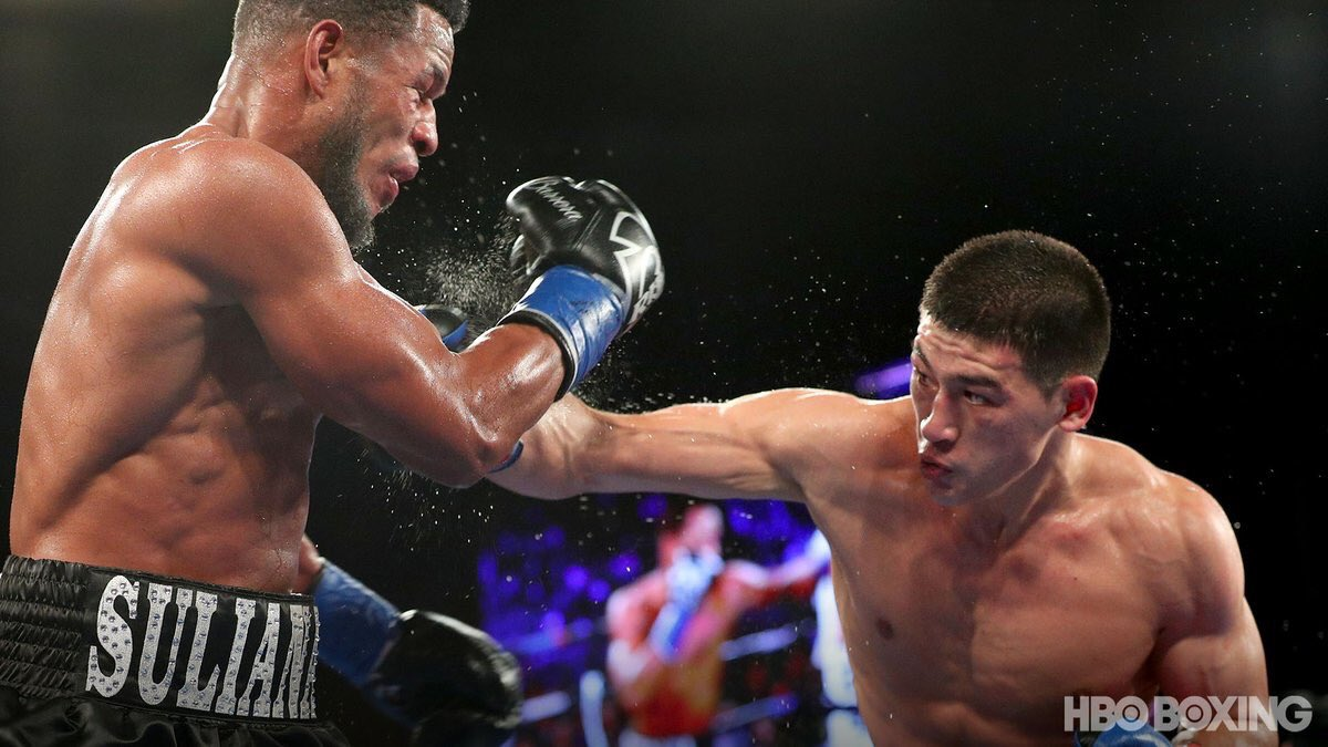 Boxing: Dmitry Bivol Outclasses and Stops Sullivan Barrera - Bivol