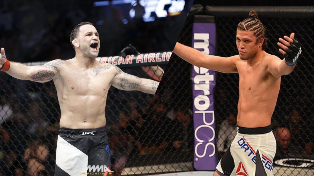 UFC Rankings Released: Brian Ortega leapfrogs Frankie Edgar - UFC rankings