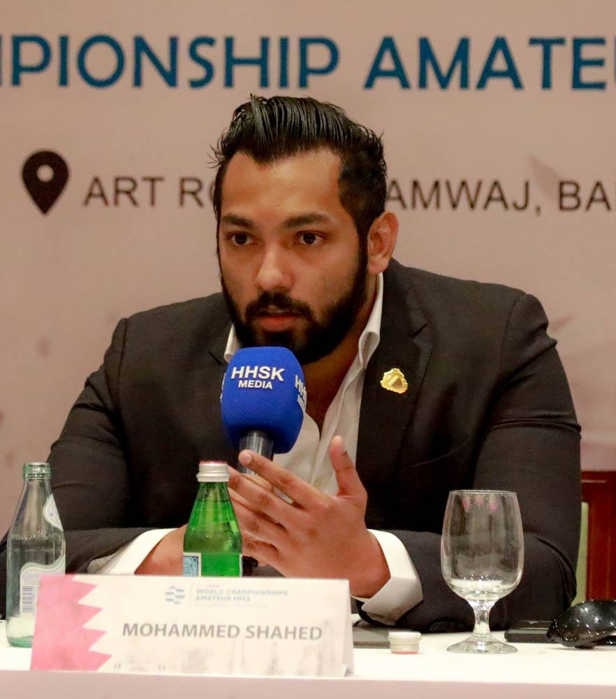 Bahrain to host 2018 and 2019 IMMAF World Championships -